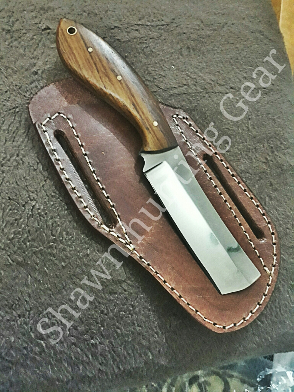 Cutngrow 96 Handmade Cowboy Bull Cutter Gorgeous Knife